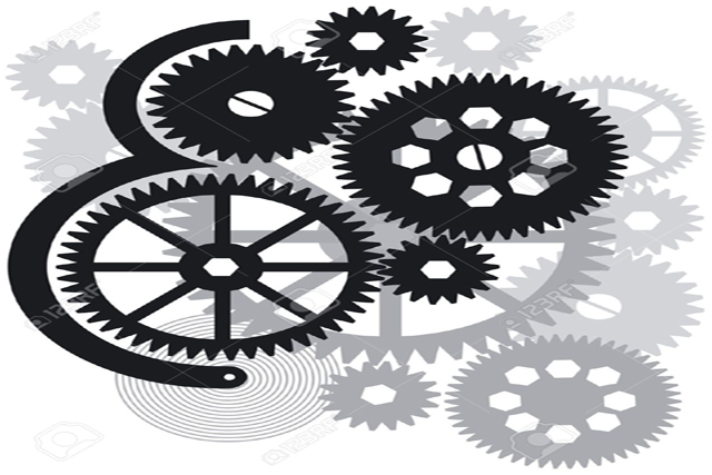 14188183-Gear-drive-Stock-Vector-gear-engineering-mechanical